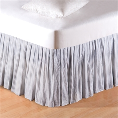 BlueTickingBedSkirt.jpg
